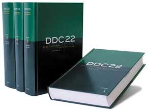 dewey decimal classification 22nd edition pdf